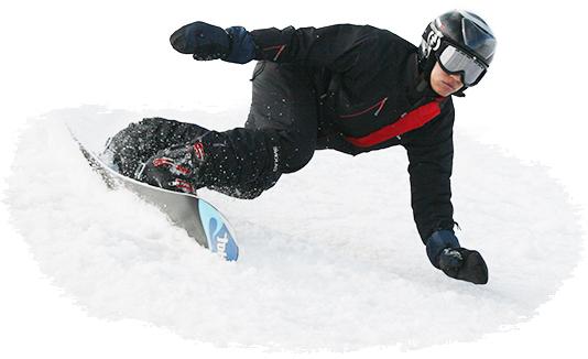 Snowboard new 2 Right